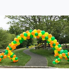 Balloon Arch Yonkers & White Plains, NY - Blossom Flower Shops