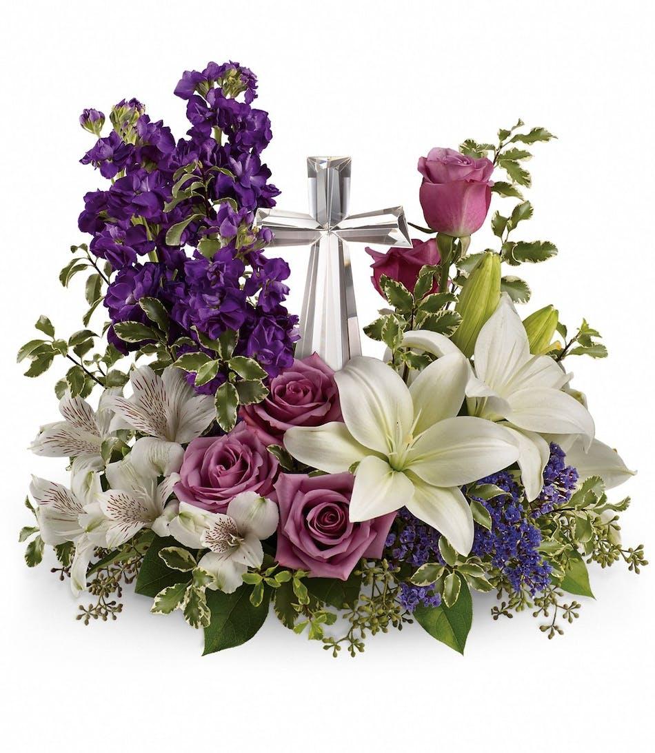 Grace Majesty Funeral Flowers White Plains Yonkers Florist