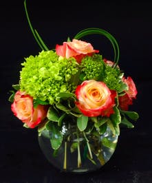 Citrus Zinger Flower Arrangement Yonkers & White Plains NY Delivery