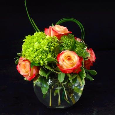 Citrus Zinger Flower Arrangement Yonkers & White Plains NY Delivery