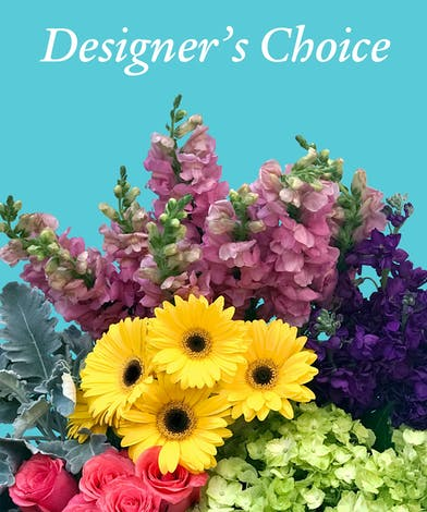 Designers Choice Flower Arrangement White Plains, NY