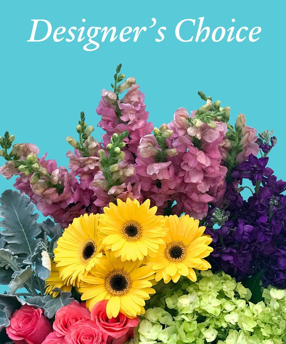 Designers Choice White Plains Yonkers Ny Blossom Flower Shop