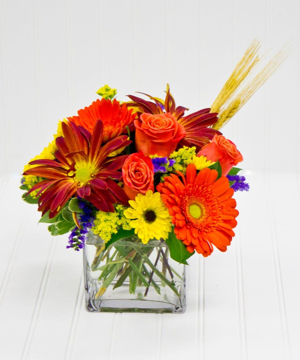 Autumn Bouquet Blossomflower Com