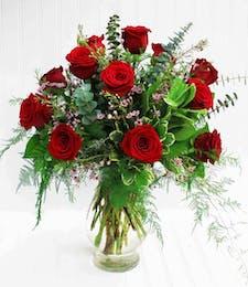 Superior Dozen Roses